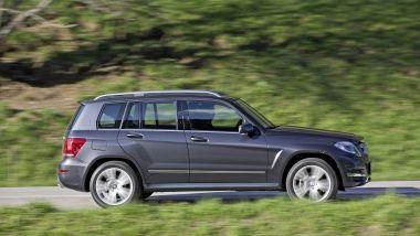 Listino prezzi Mercedes-Benz Classe GLK