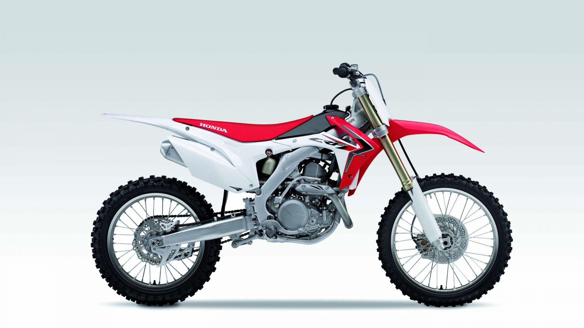 Immagine 4: Honda gamma CRF 2013