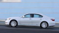Lexus LS 600h - Immagine: 2