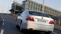 Lexus LS 600h - Immagine: 3
