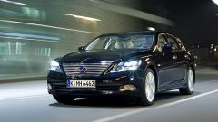 Lexus LS 600h - Immagine: 10