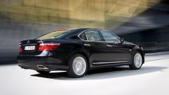 Lexus LS 600h - Immagine: 12