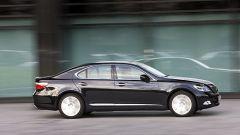 Lexus LS 600h - Immagine: 15