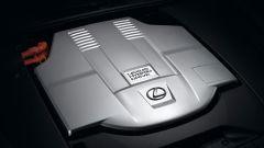 Lexus LS 600h - Immagine: 22