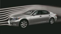 Lexus LS 600h - Immagine: 32