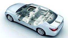 Lexus LS 600h - Immagine: 33