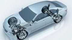 Lexus LS 600h - Immagine: 34