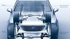 Lexus LS 600h - Immagine: 35