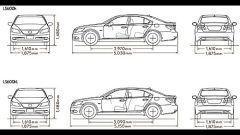 Lexus LS 600h - Immagine: 43
