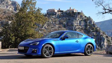 Listino prezzi Subaru BRZ
