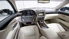 Lexus LS 600h - Immagine: 59