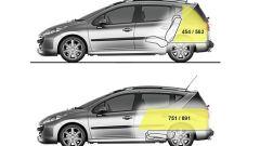Peugeot 207 SW - Immagine: 10