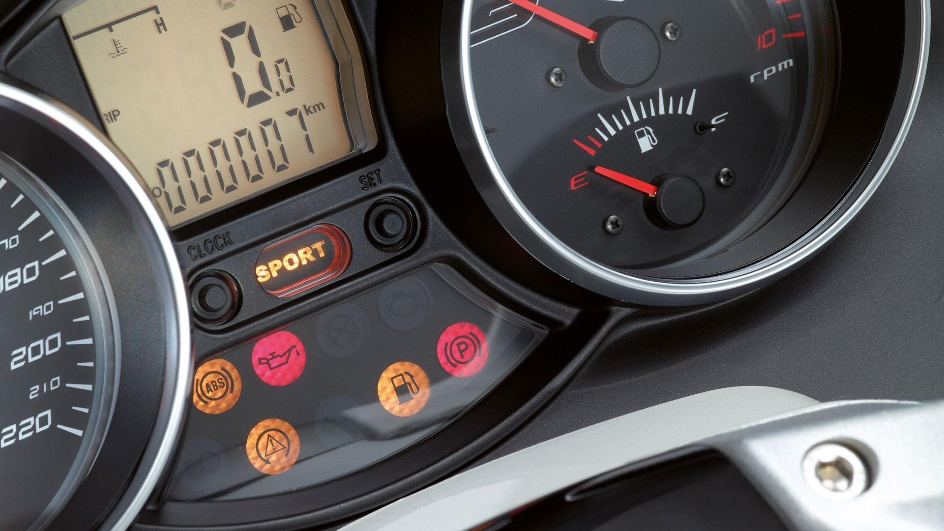 Immagine 21: Aprilia SRV 850 ABS/ATC