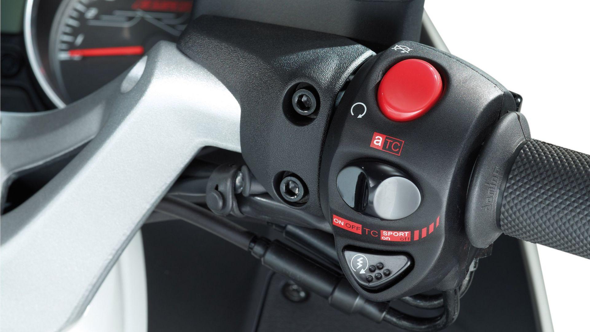 Immagine 20: Aprilia SRV 850 ABS/ATC