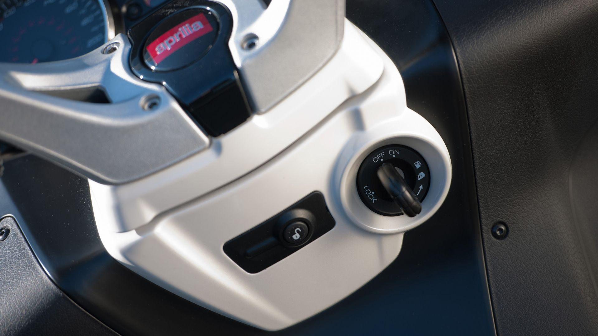 Immagine 31: Aprilia SRV 850 ABS/ATC