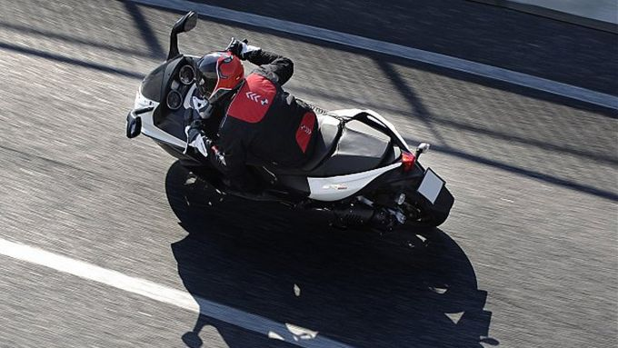 Immagine 1: Aprilia SRV 850 ABS/ATC