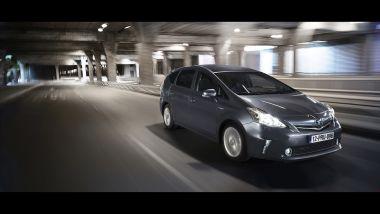 Listino prezzi Toyota Prius Plus