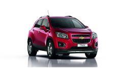 Immagine 16: Chevrolet Trax, nuove immagini e dati