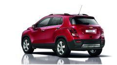 Immagine 17: Chevrolet Trax, nuove immagini e dati