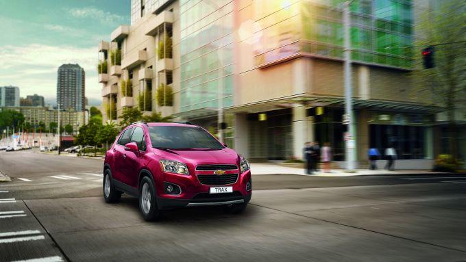 Immagine 19: Chevrolet Trax, nuove immagini e dati