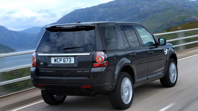 Immagine 22: Land Rover Freelander 2 2013