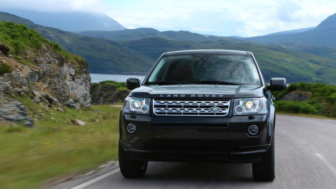 Immagine 28: Land Rover Freelander 2 2013