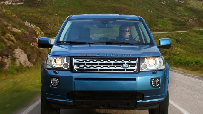 Immagine 30: Land Rover Freelander 2 2013