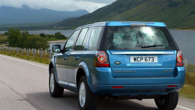 Immagine 17: Land Rover Freelander 2 2013