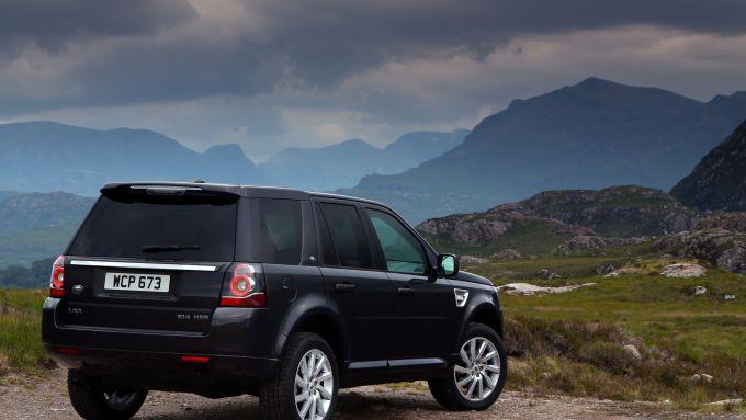 Immagine 35: Land Rover Freelander 2 2013