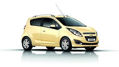 Listino prezzi Chevrolet Spark