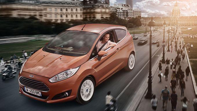 Immagine 2: Ford Fiesta 2013