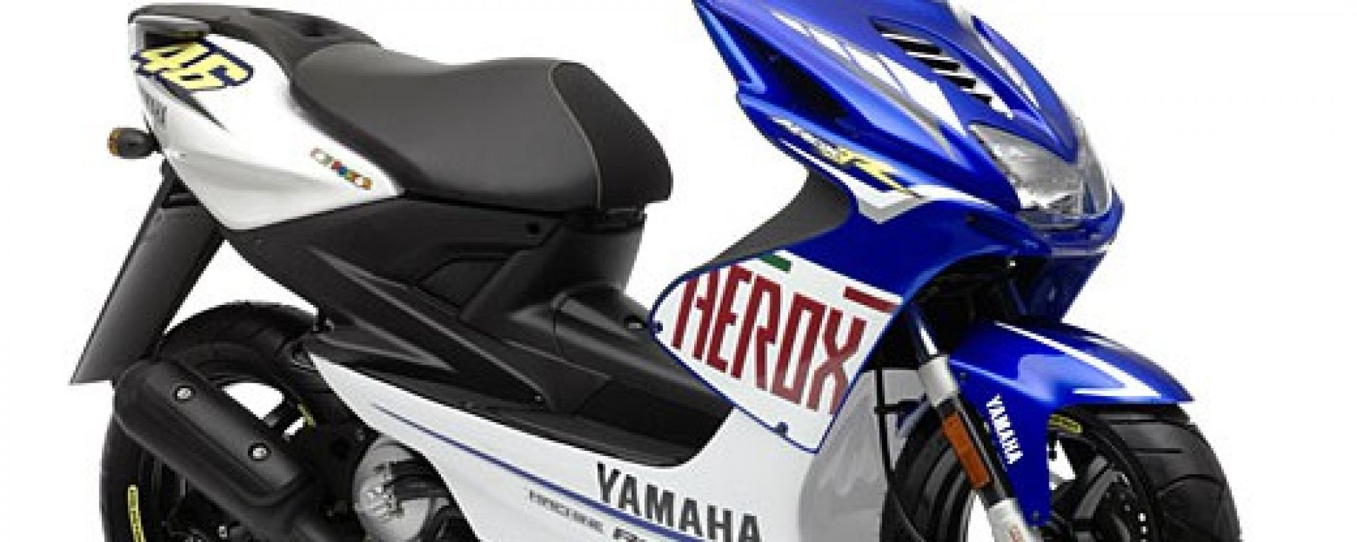 Yamaha Aerox Race Replica 2007