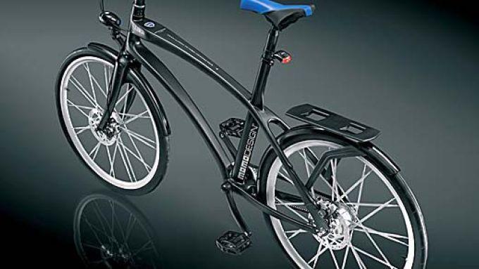 Immagine 0: LANCIA: UrbanBike, la bici da città