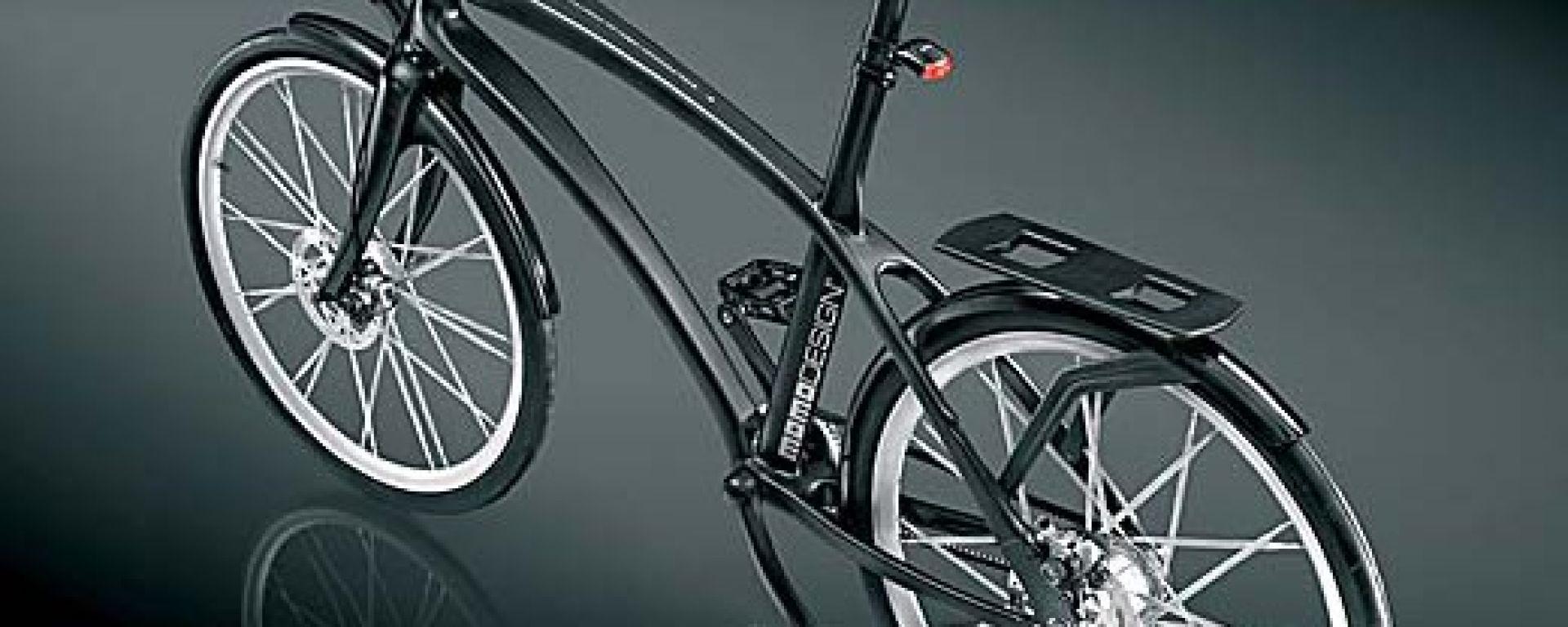 LANCIA: UrbanBike, la bici da città