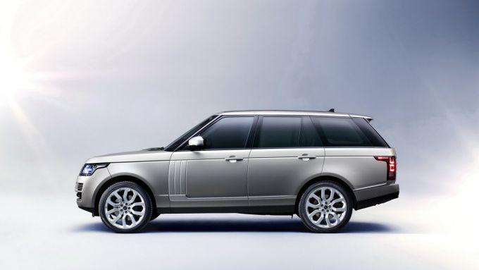 Immagine 68: Range Rover 2013, nuove foto e dati