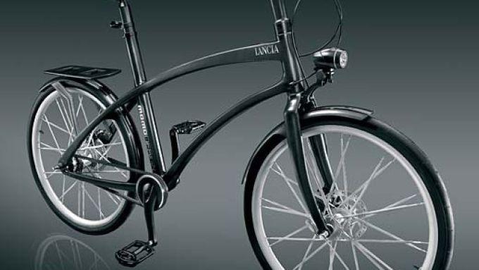 Immagine 1: LANCIA: UrbanBike, la bici da città