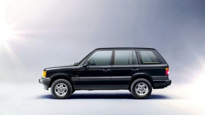 Immagine 65: Range Rover 2013, nuove foto e dati
