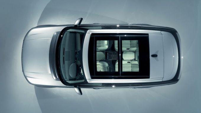 Immagine 3: Range Rover 2013, nuove foto e dati