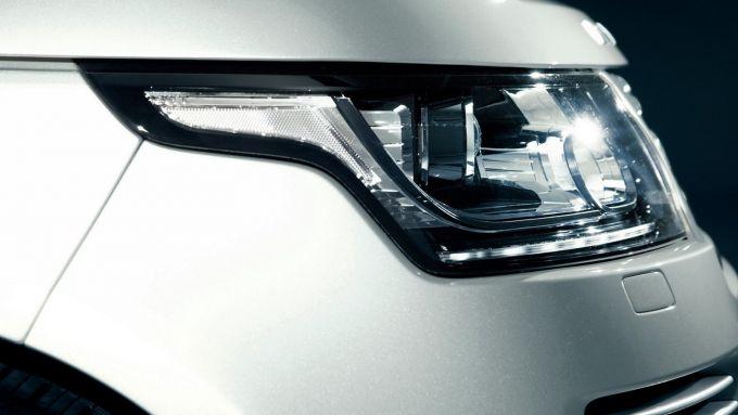 Immagine 1: Range Rover 2013, nuove foto e dati