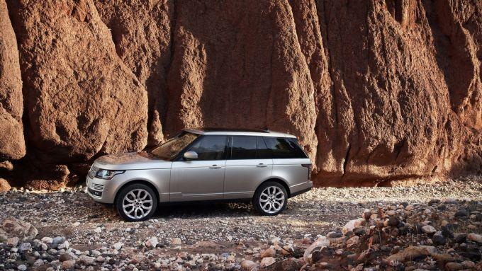 Immagine 83: Range Rover 2013, nuove foto e dati