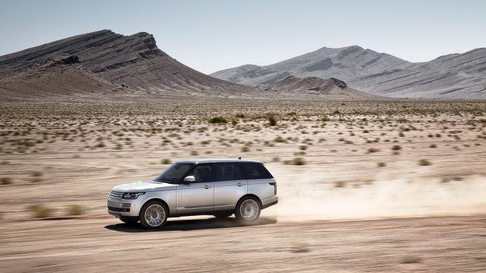 Immagine 39: Range Rover 2013, nuove foto e dati