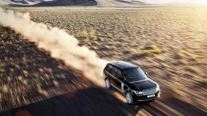 Immagine 40: Range Rover 2013, nuove foto e dati