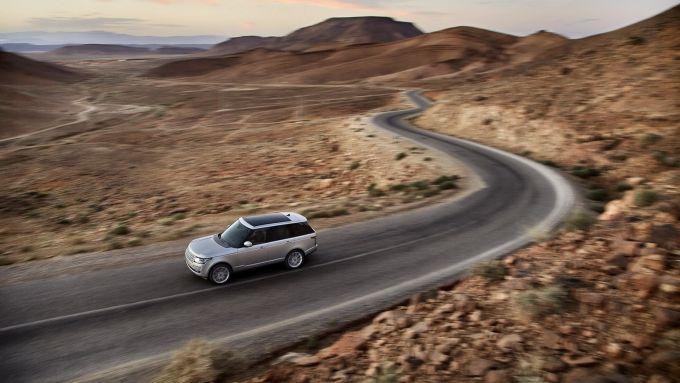 Immagine 42: Range Rover 2013, nuove foto e dati