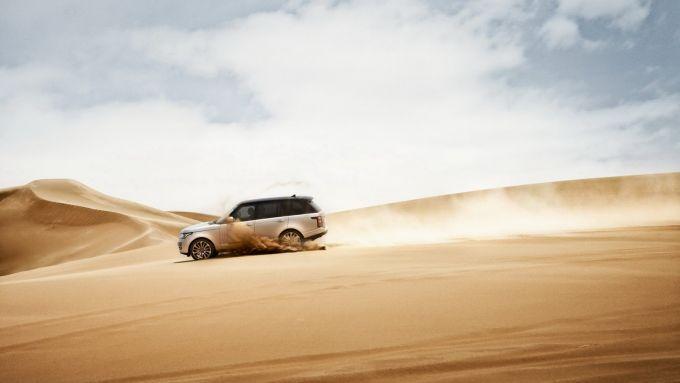 Immagine 32: Range Rover 2013, nuove foto e dati