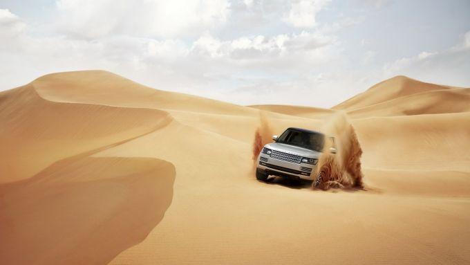 Immagine 27: Range Rover 2013, nuove foto e dati