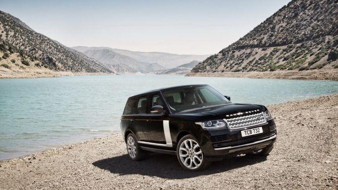 Immagine 54: Range Rover 2013, nuove foto e dati