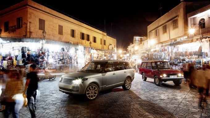 Immagine 53: Range Rover 2013, nuove foto e dati