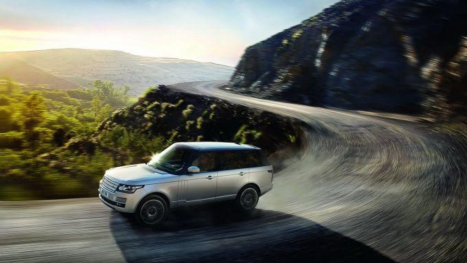 Immagine 52: Range Rover 2013, nuove foto e dati