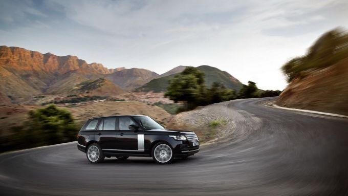 Immagine 51: Range Rover 2013, nuove foto e dati