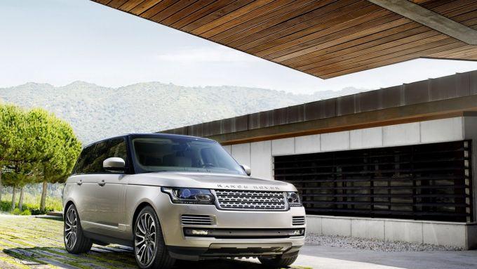 Immagine 48: Range Rover 2013, nuove foto e dati